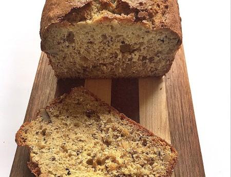 Banana – Nut Bread