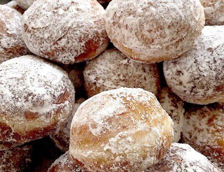 Krofne (Doughnuts)