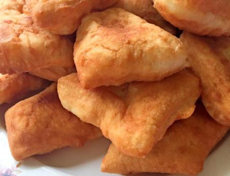 Fried Mini Breads