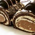 Jaffa Cake Roll