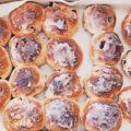Dutch cinnamon raisin buns